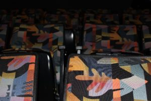 Photo of theater seats