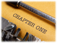 Writing Fiction: Chapters and Breaks