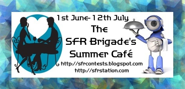 Minder Rising at the SFR Summer Café
