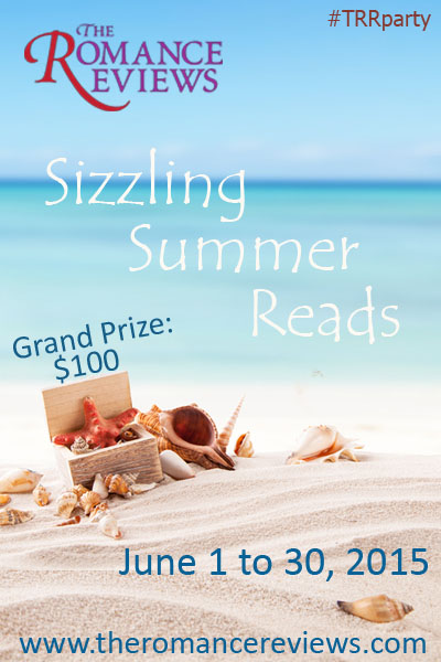 Sizzling Summer Reads Event poster