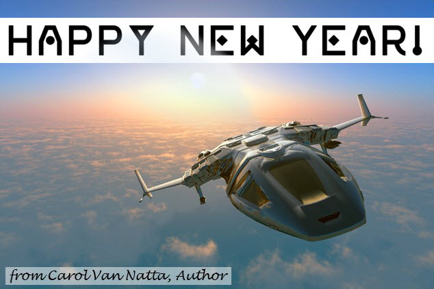 HappyNewYearFlyingCar