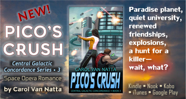 Great Review for PICO'S CRUSH