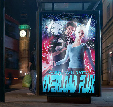screenplay adaptation of Overload Flux