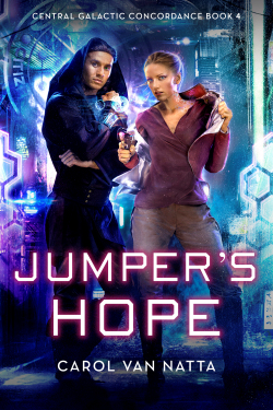Jumper's Hope Nominated for RONE Award