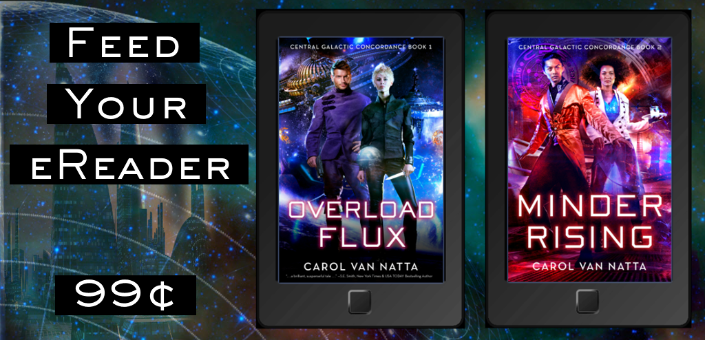 Feed Your eReader with 99-cent space opera, adventure, and romance