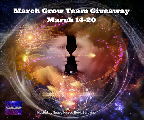 Join author street teams for your chance to win prizes