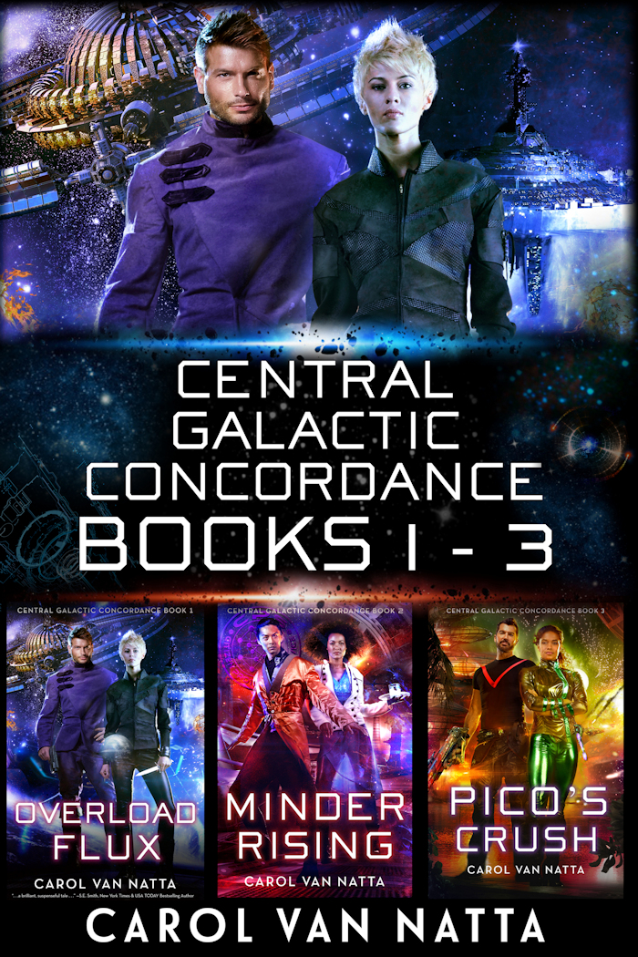 Cover Reveal for the CGC Collection, Books 1-3