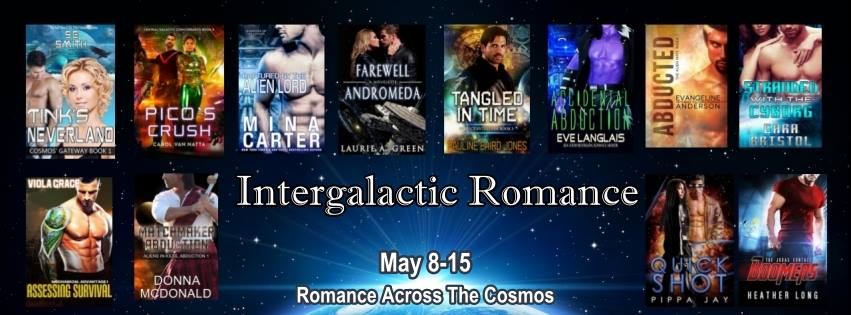 12 Free Science Fiction Romances from Today's Top Authors!