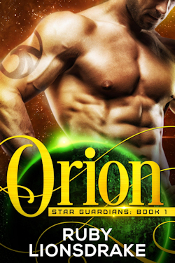 Solstice SFR 99¢ sale - Orion: Star Guardians Book 1