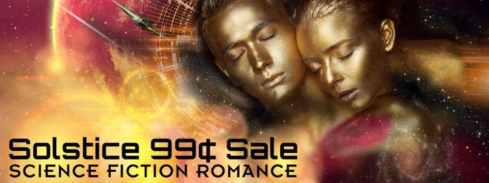 Solstice 99¢ Sale - Science Fiction Romance