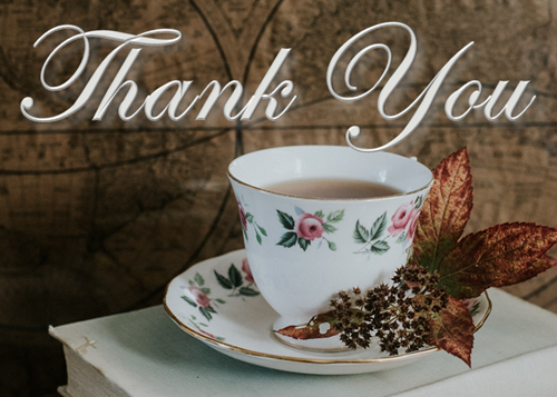 Thank you for signing up for Carol Van Natta's newsletter