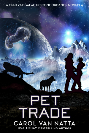 Cover Reveal for PET TRADE