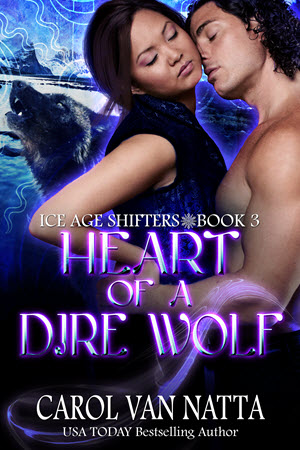 Heart of a Dire Wolf cover