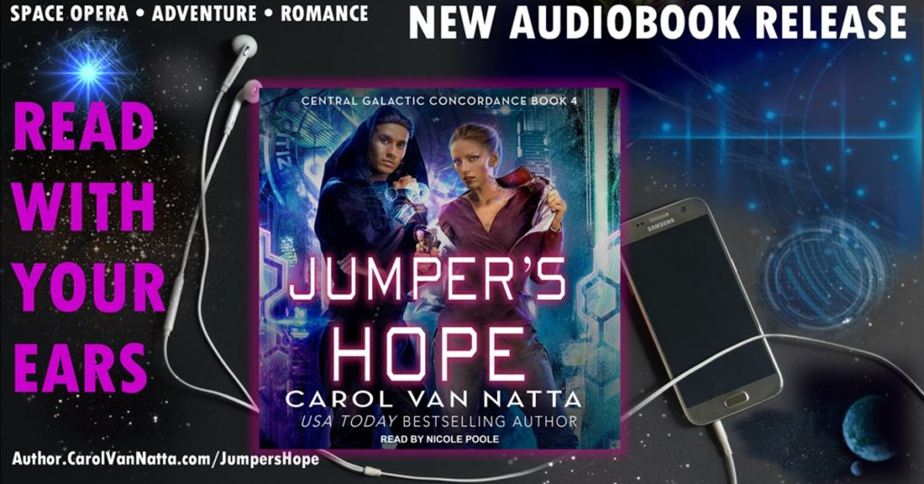 Jumper's Hope Is Now an Audiobook