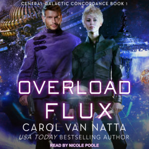 space opera audiobooks - Overload Flux