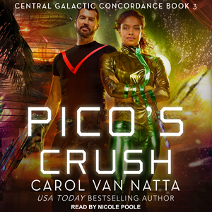 space opera audiobooks - Pico's Crush