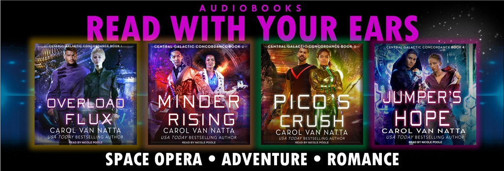 space opera audiobooks
