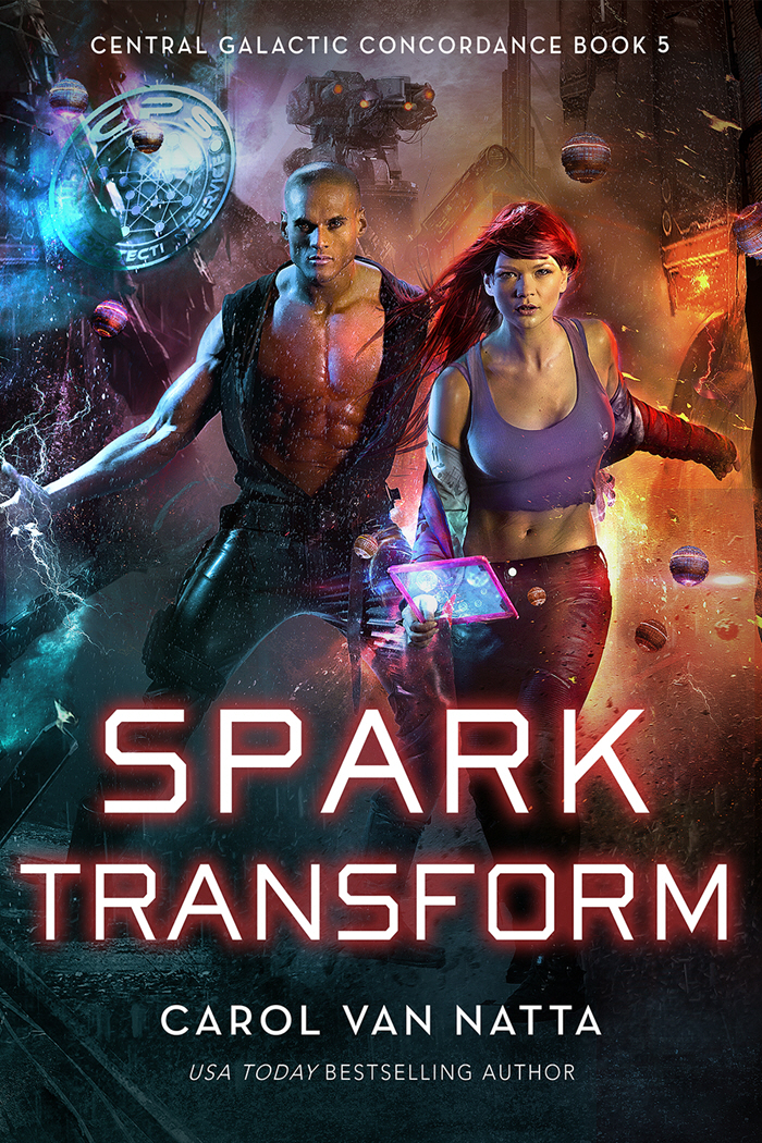Cover Reveal for Spark Transform
