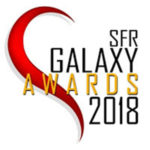 2018 SFR Galaxy Awards - logo