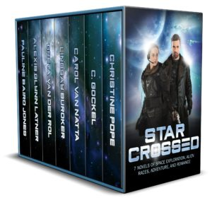Star Crossed: 7 Novels Anthology is Free - this is the cover image for the anthology
