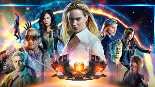 2018 SFR Galaxy Awards winner - banner for Legends of Tomorrow TV series