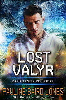 2018 SFR Galaxy Awards winner - cover for Lost Valyr