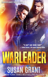 2019 SFR Galaxy Awards winner - cover image for Warleader