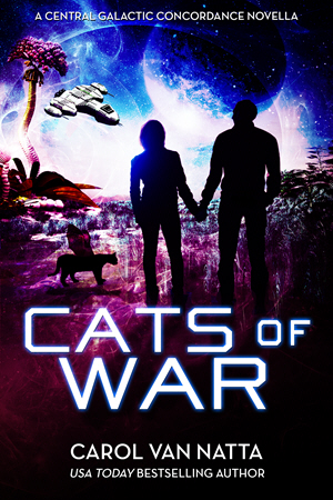 cats of war excerpt 1 - book cover image