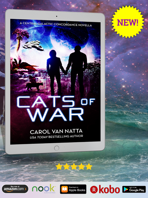 cats of war excerpt 2 - cover image for the book Cats of War