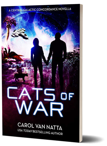 cats of war excerpt 2 - book cover image