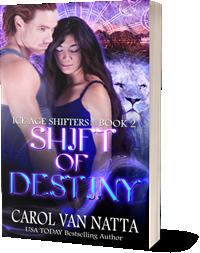 photo of Shift of Destiny paperback
