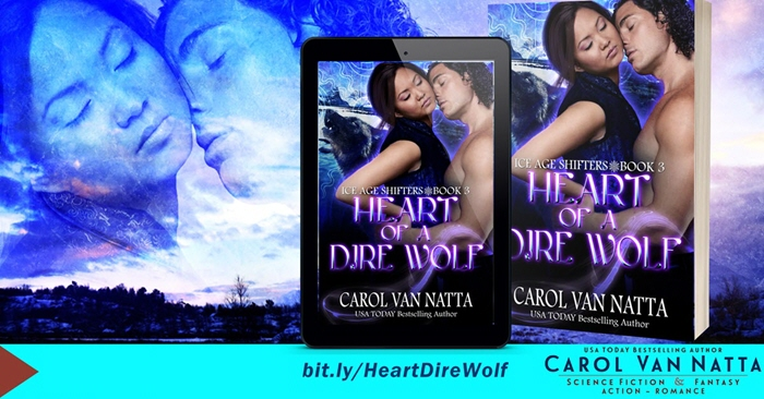 cover of Heart of a Dire Wolf