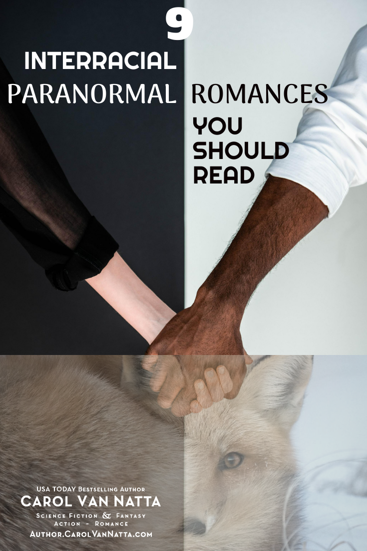 9 interracial paranormal romances you should read