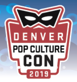 Denver Pop Culture Con Logo 2019