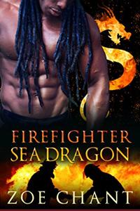Firefighter Sea Dragon book cover