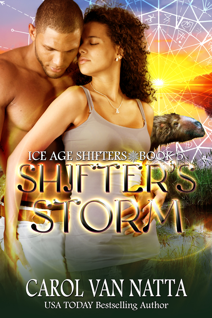 Shifter's Storm Cover Reveal