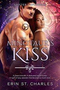 The Minotaur's Kiss book cover