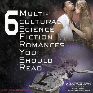 6 Multicultural Science Fiction Romances You Should Read