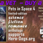 Pets in Space 4 - Help a vet - buy a book