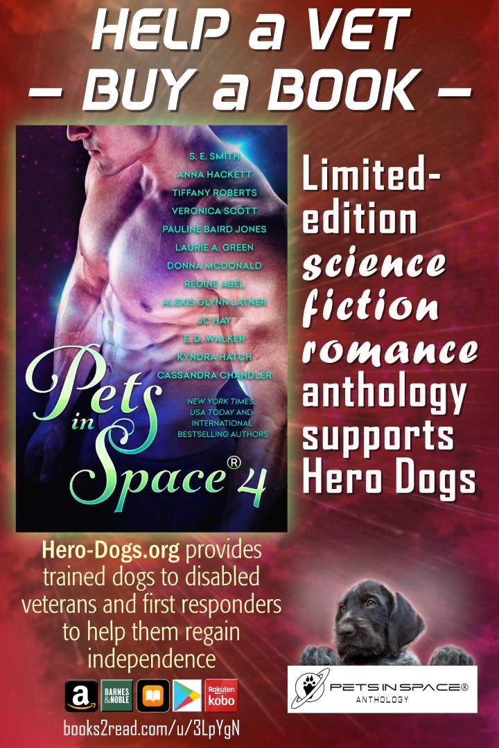 Buy Pets in Space 4 to help a veteran