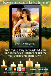 Read magical paranormal romance in SHIFTER'S STORM