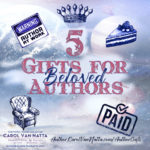 5 Gifts for Authors