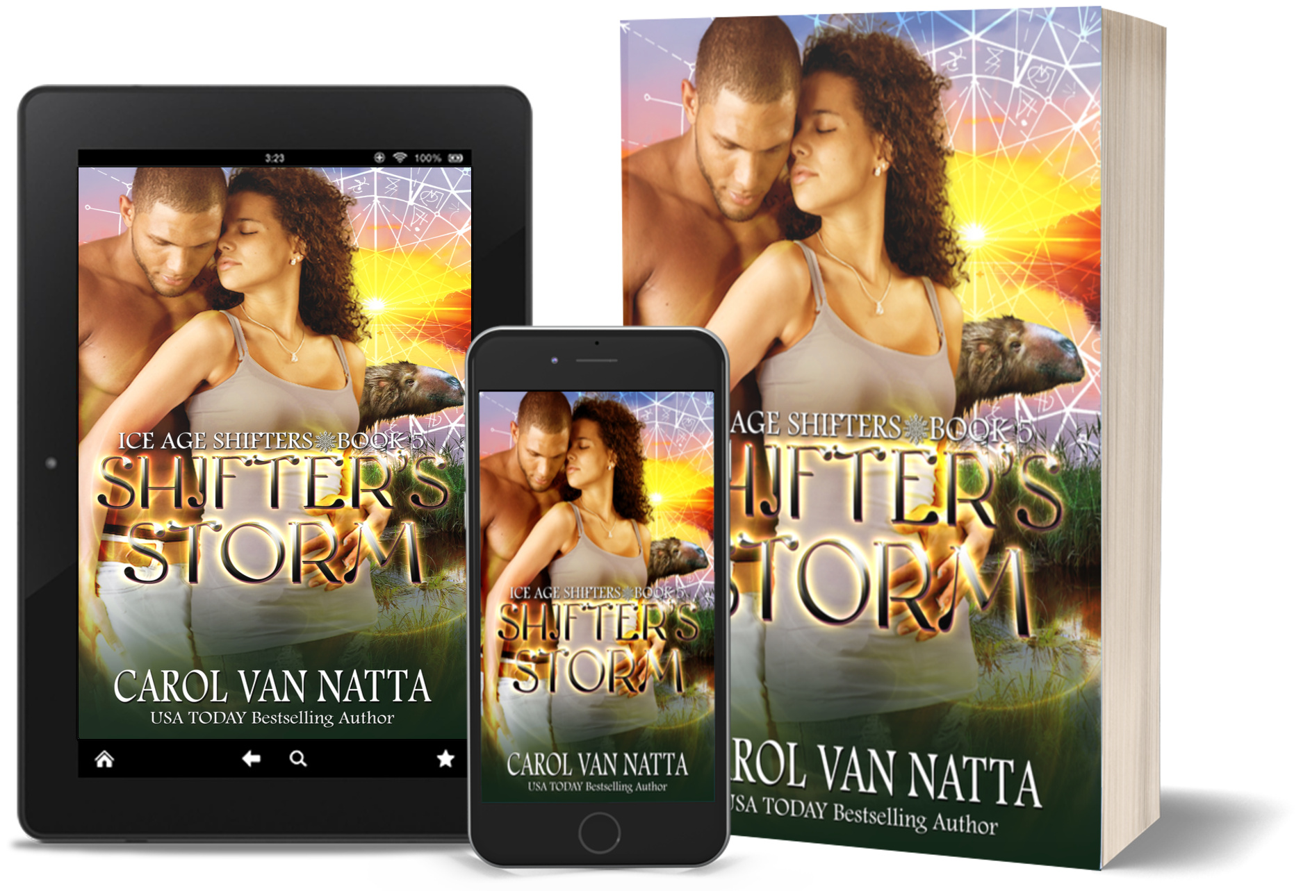 Shifter's Storm New Release in ebook and paperback