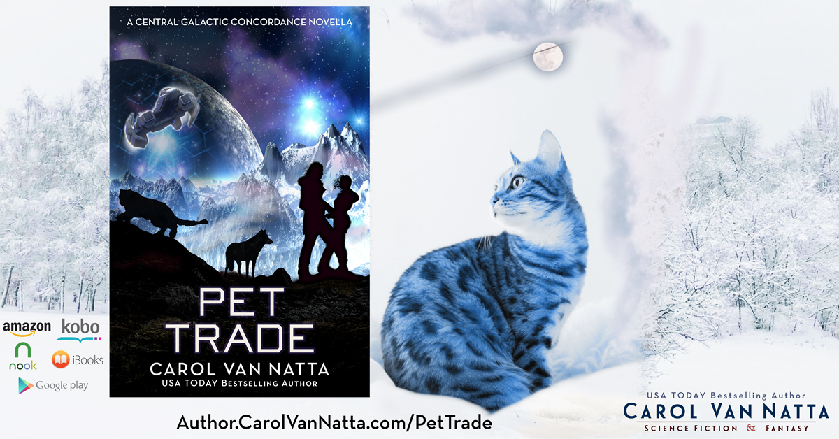 Celebrate holidays on distant planets in PET TRADE