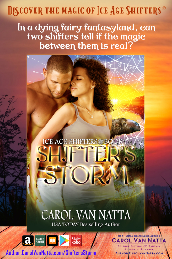 Shifter's Storm new release
