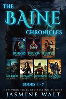 cover for Baine Chronicles box set