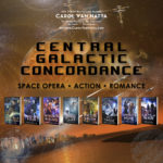 Read the Central Galactic Concordance space opera series