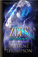 cover for Zeus by LaVerne Thompson, an author of color