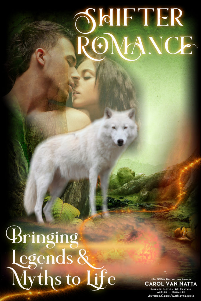 Shifter Romance Brings Legends and Myths to Life