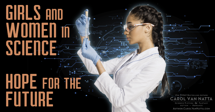 Girls and Women in Science - Hope for the Future